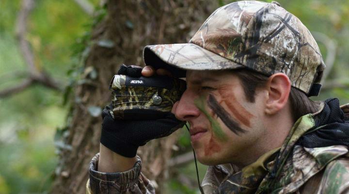telémetros para caza